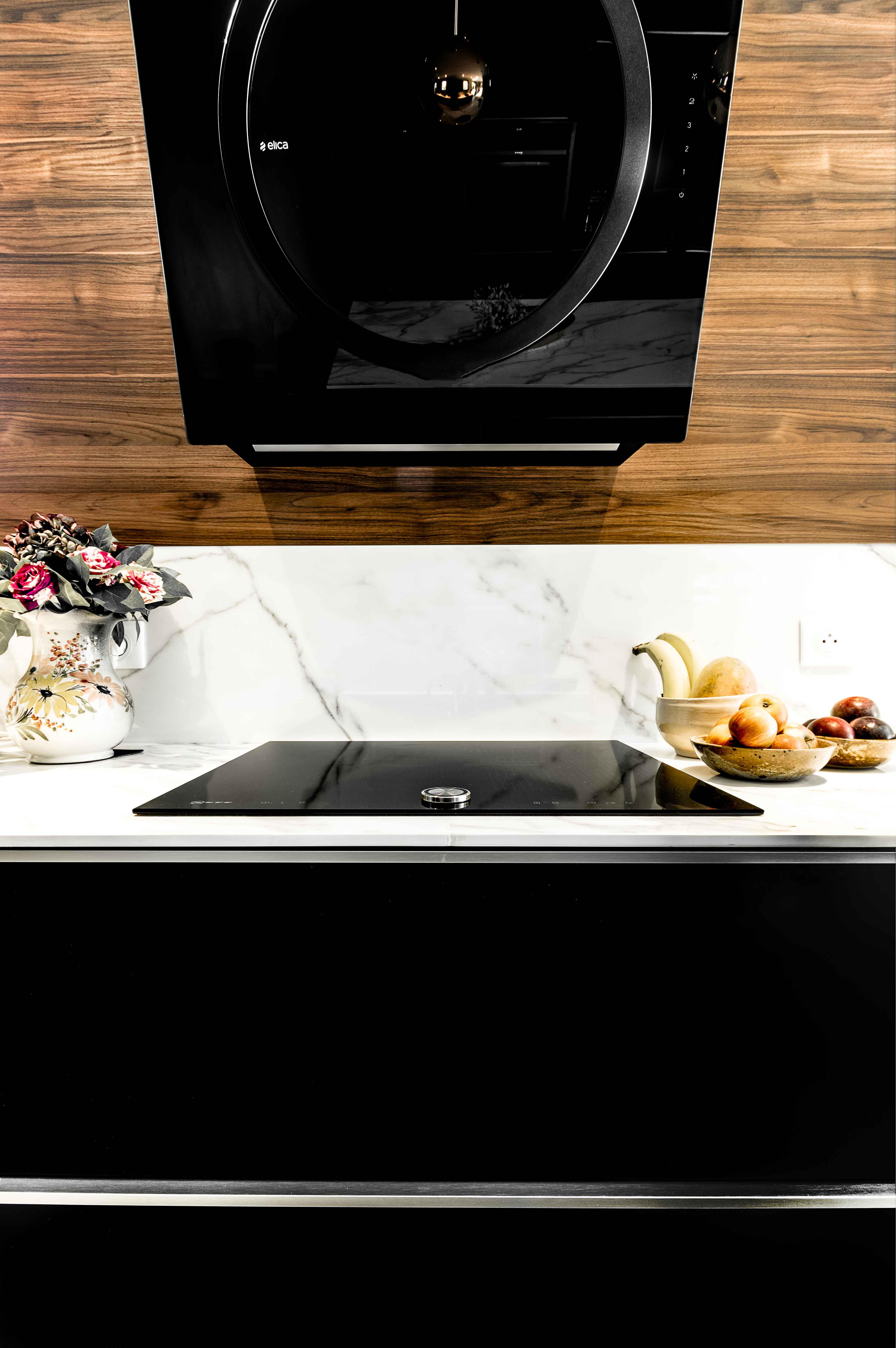 réalisation de cuisine sur annecy par des architectes d'intérieur cuisiniste professionnels