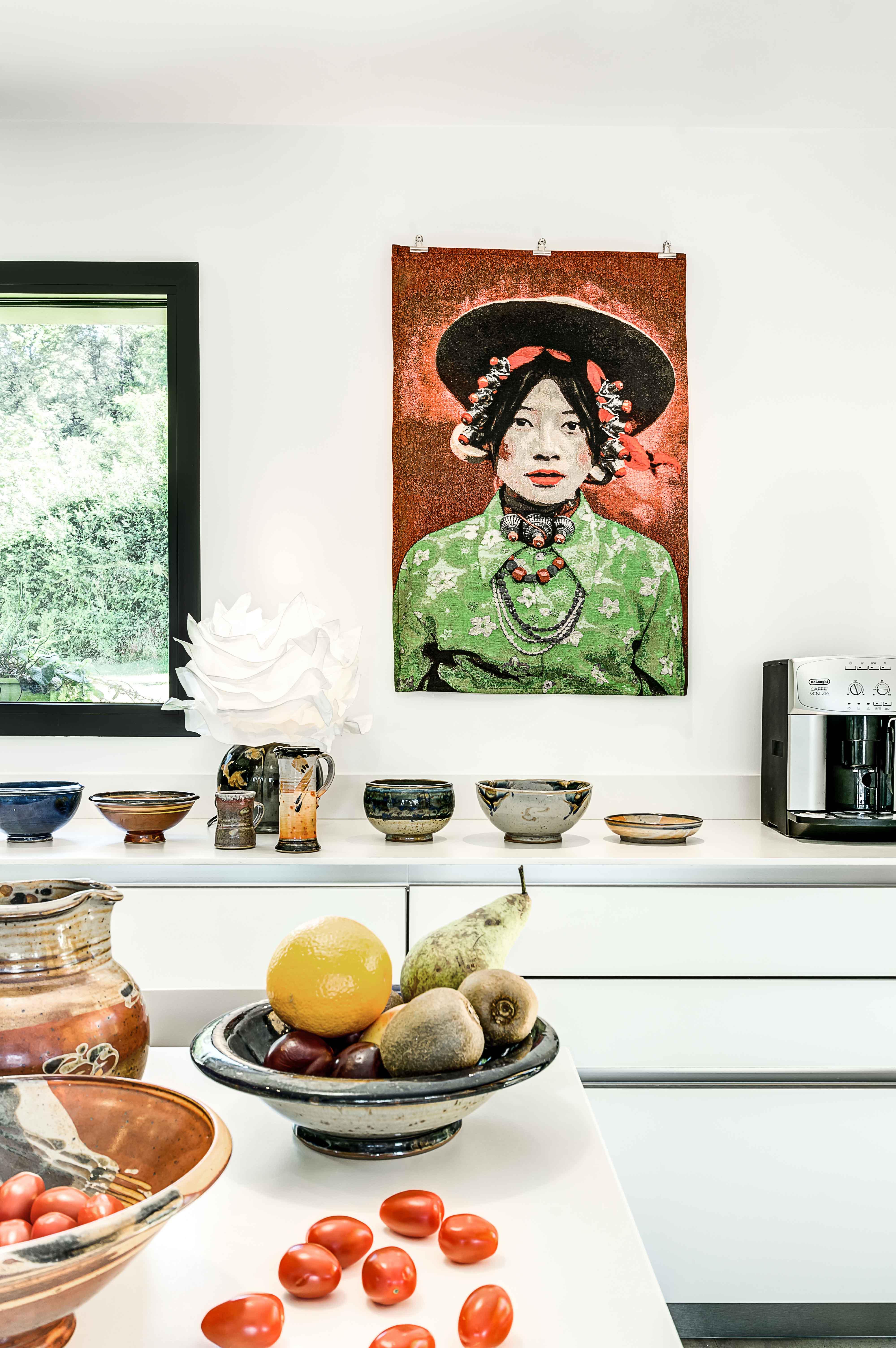 décoration pour cuisine moderne