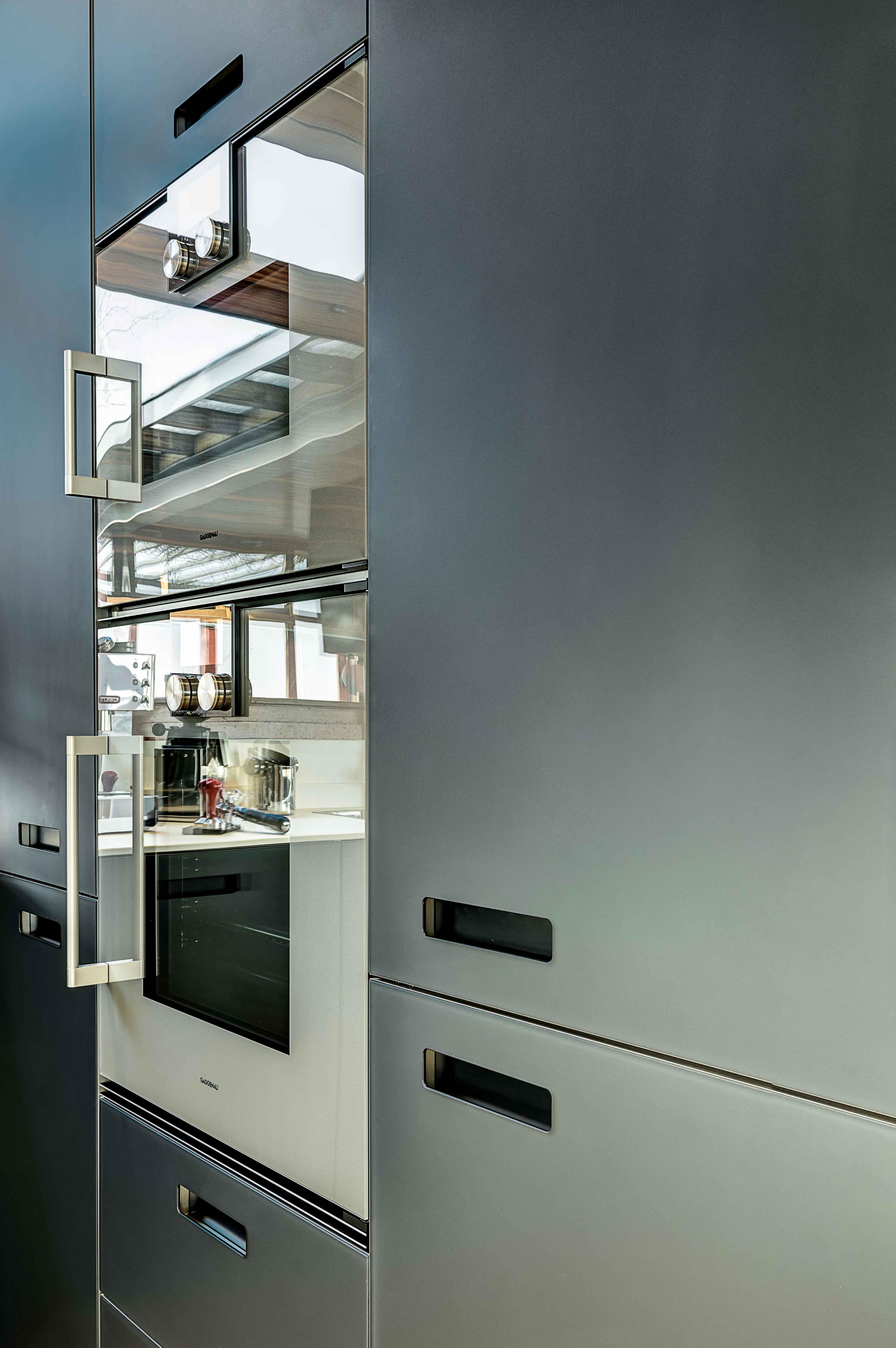 Installation de cuisine par professionnels aménagement de l'habitat maison moderne