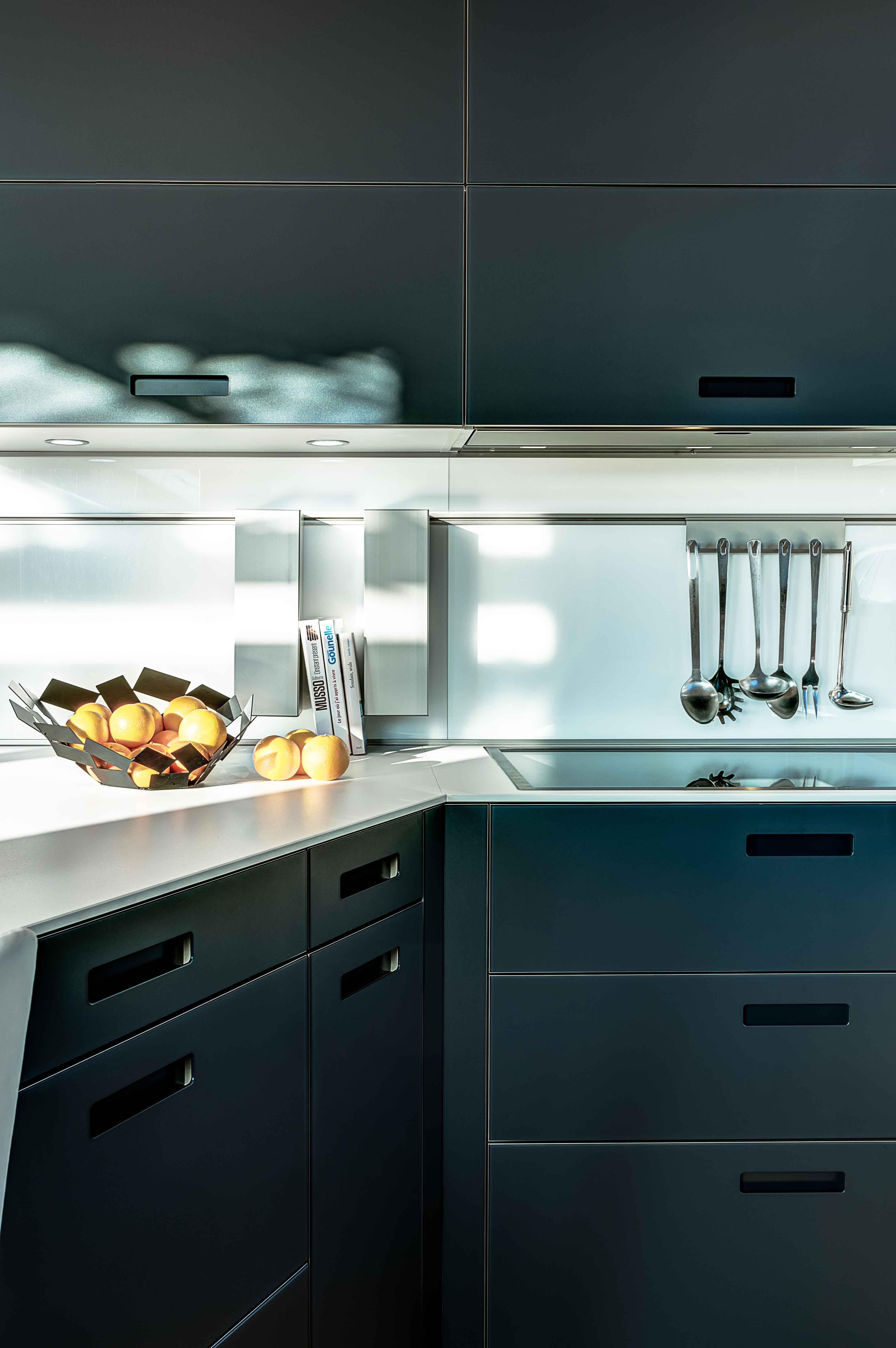 Pose et installation cuisine sur mesure Argonay Annecy haute-Savoie 74
