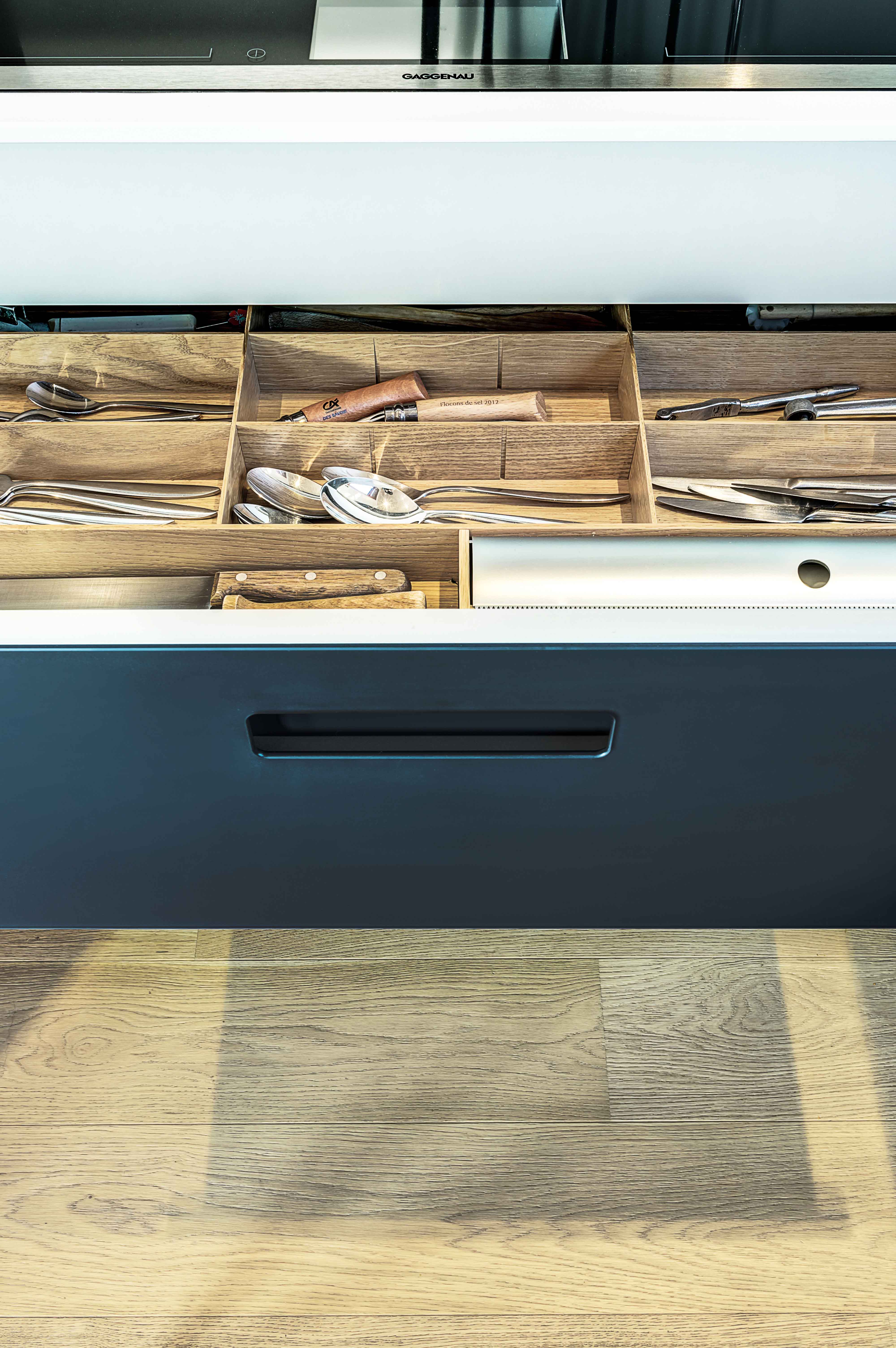 Réalisation pose installation meuble de cuisine littoz