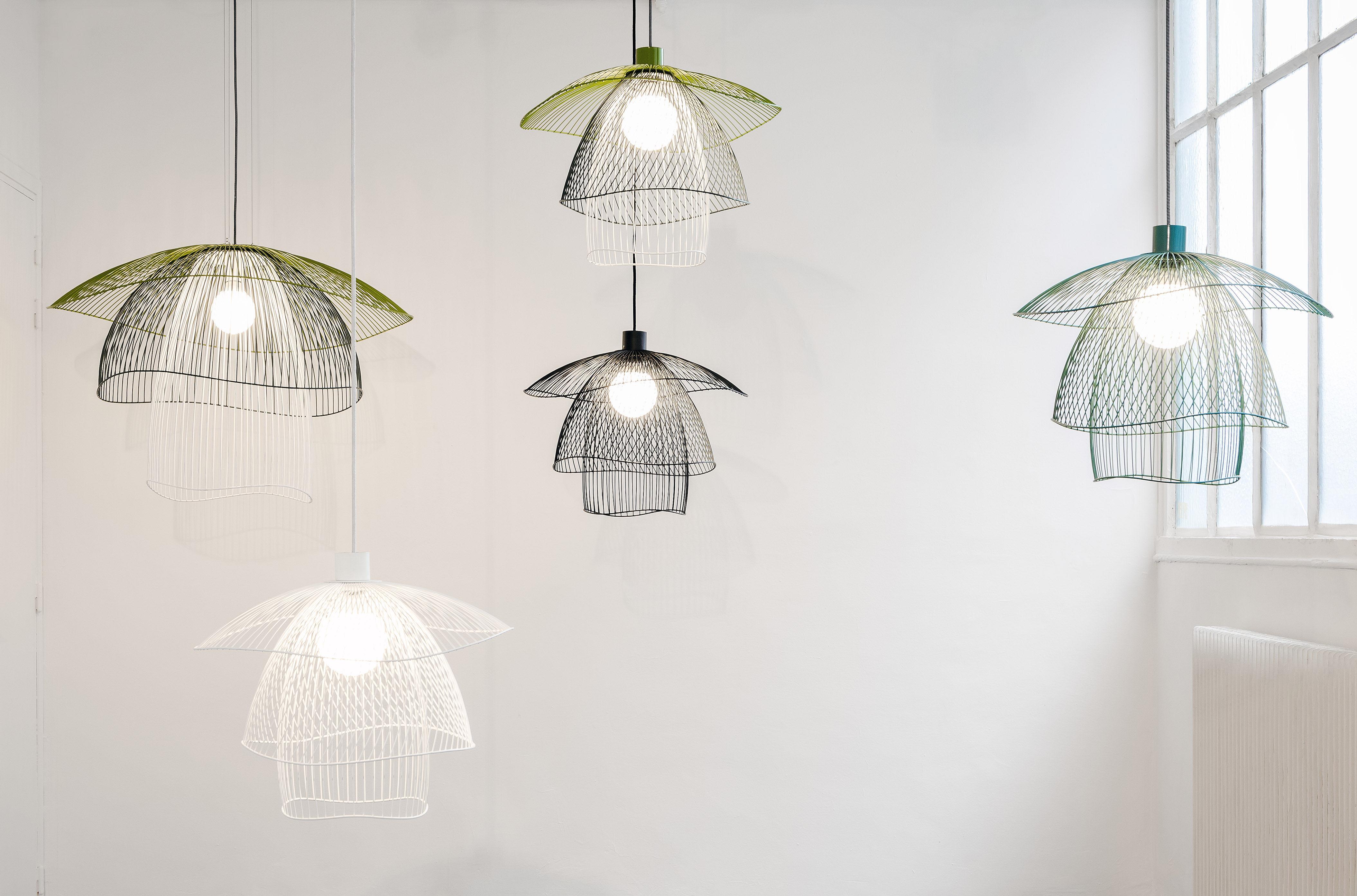 lampe forestier papillon moderne Intérieur Littoz annecy