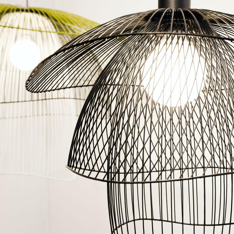 lampe forestier papillon design Intérieur Littoza annecy