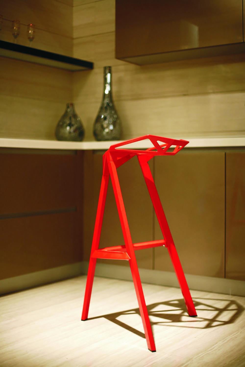 Tabouret — Interieur Stool Littoz One ARL45j