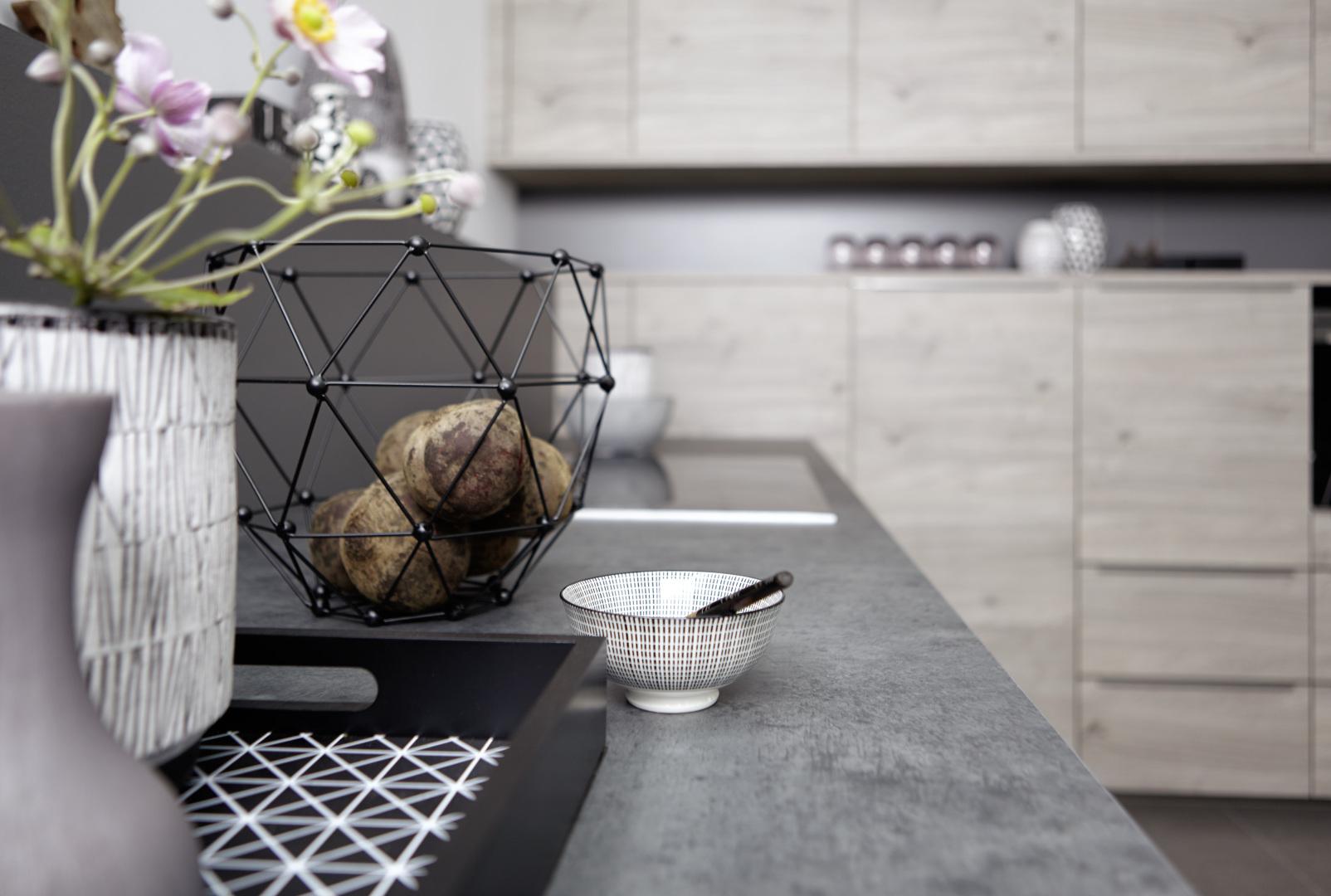 plan de travail de cuisine design décoration