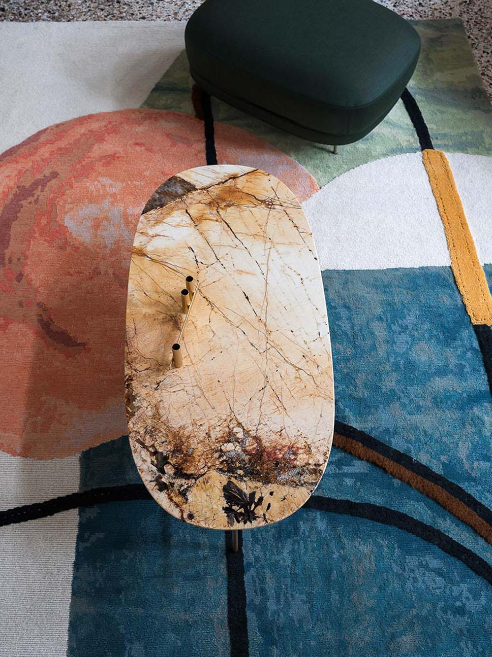 table tacchini soap haut de gamme par Intérieur Littoz sur annecy