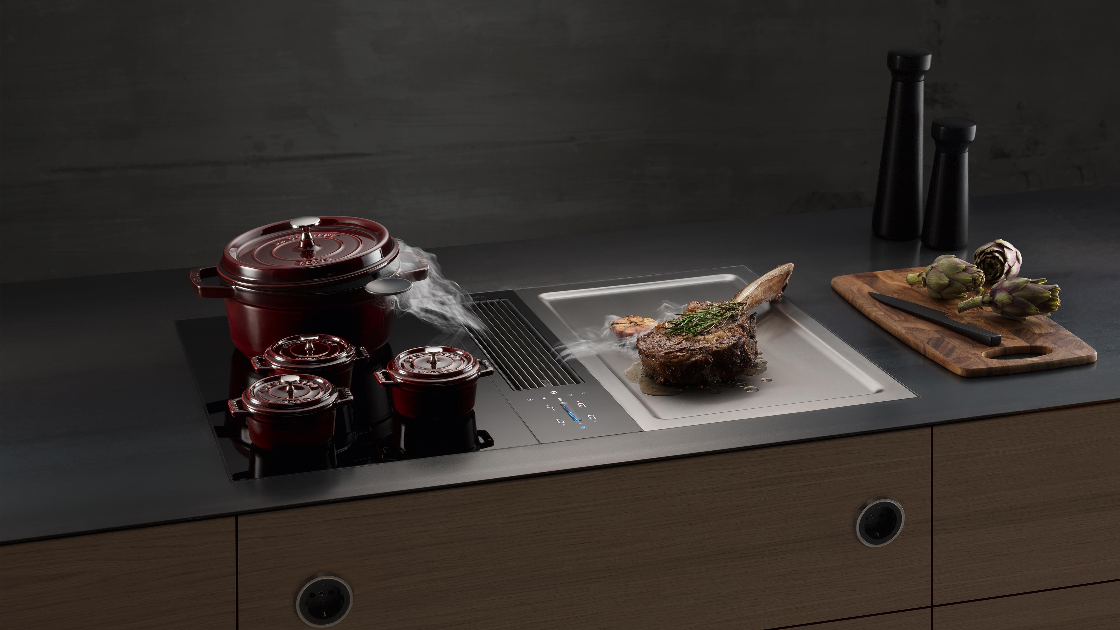 aspiration des vapeur de nourriture bira annecy équipement pour la cuisine haut de gamme sur annecy et environs