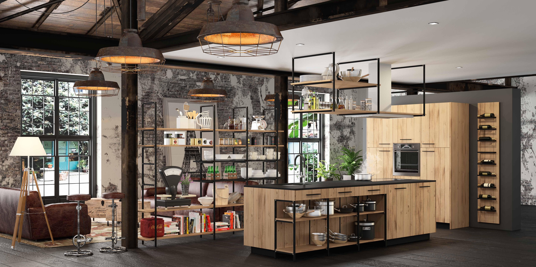 cuisine morel design industriel Intérieur Littoz argonay