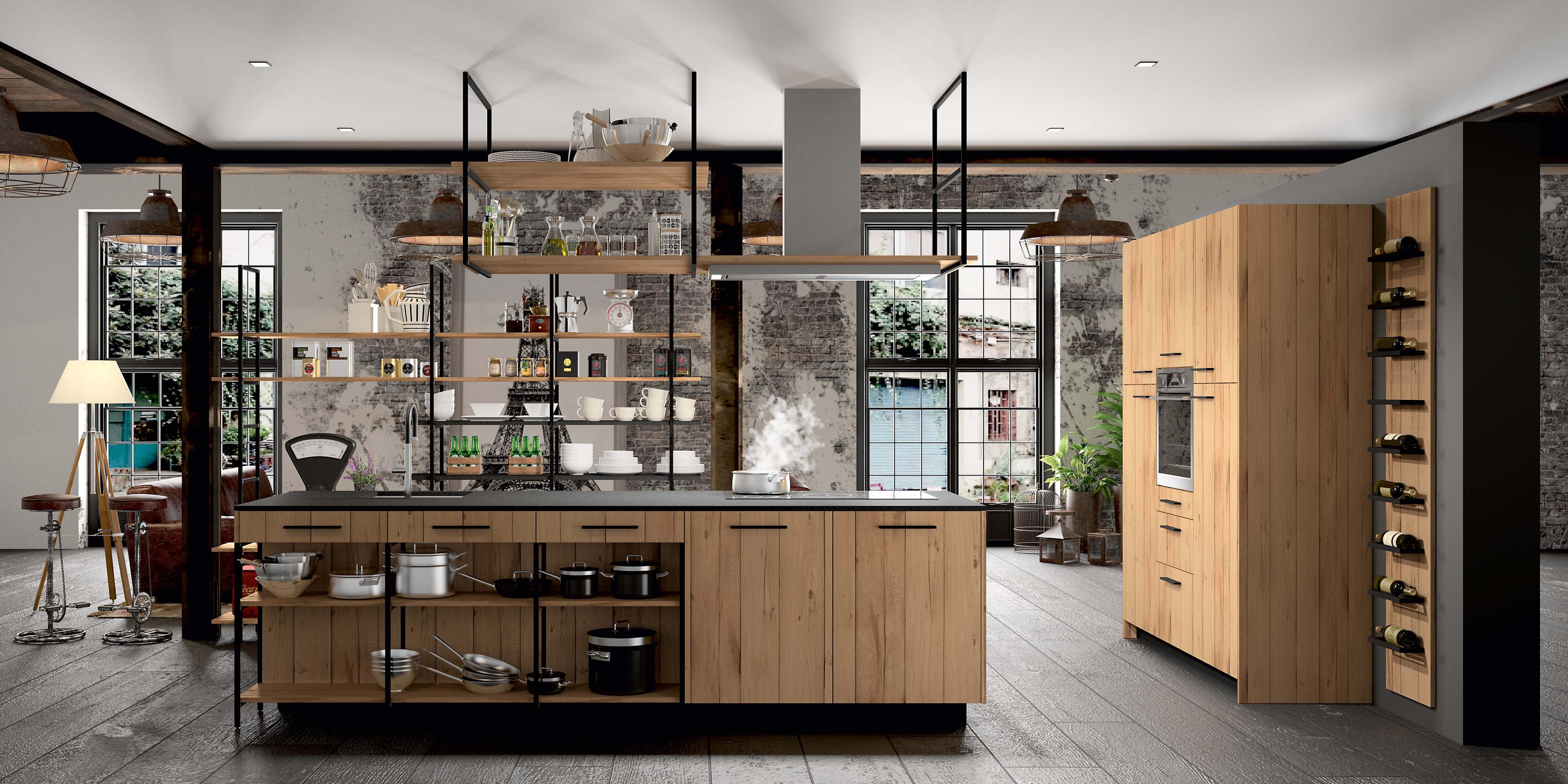 cuisine morel design Intérieur Littoz annecy