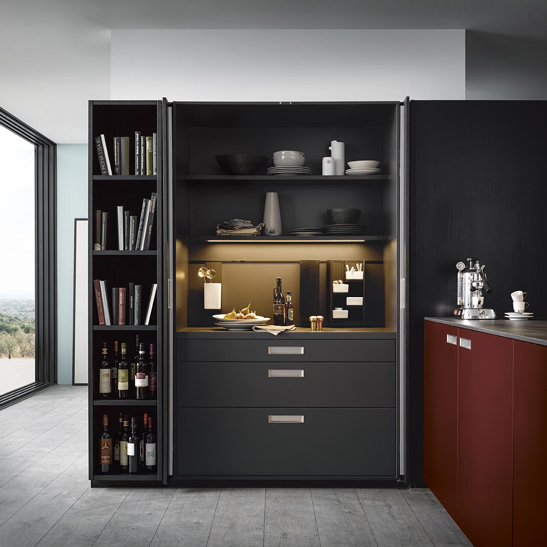 rangement pour cuisine moderne ultra chic et moderne
