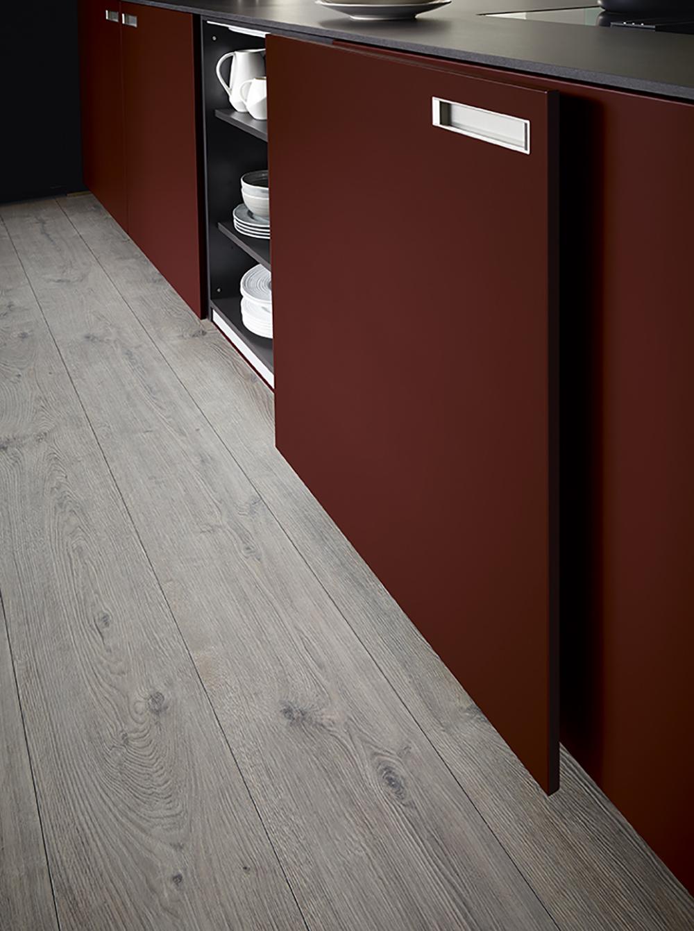 Cuisine rubis next125 moderne et épurée contemporaine design