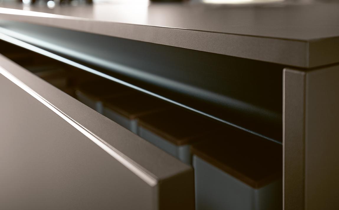 Rangement pour meuble de cuisine haut de gamme sur annecy