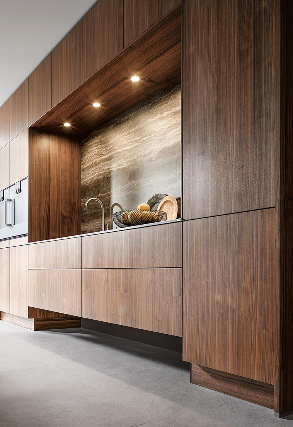 Rangements pour cuisine en bois next 125