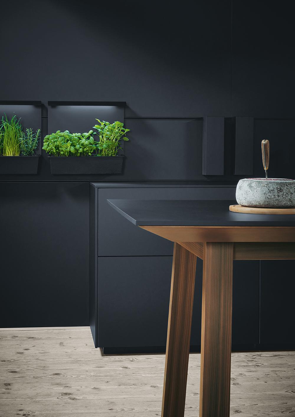 cuisine meuble design rangement aménagement intérieur ambiance design nordique et morderne