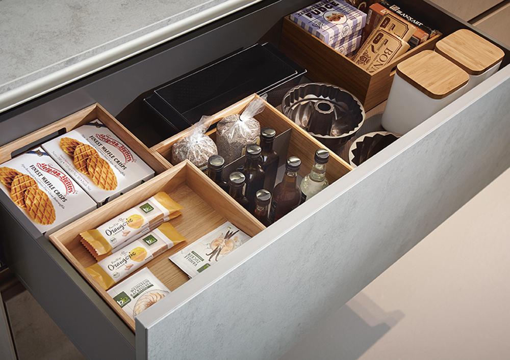Rangement cuisine style industriel et moderne design et simple d'utilisation
