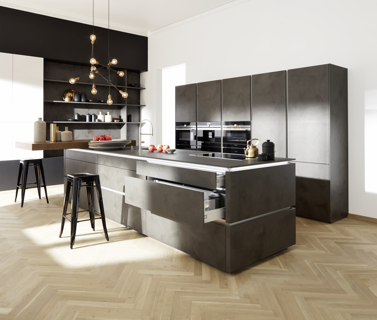 cuisine unique architecte d'intérieur annecy argonay