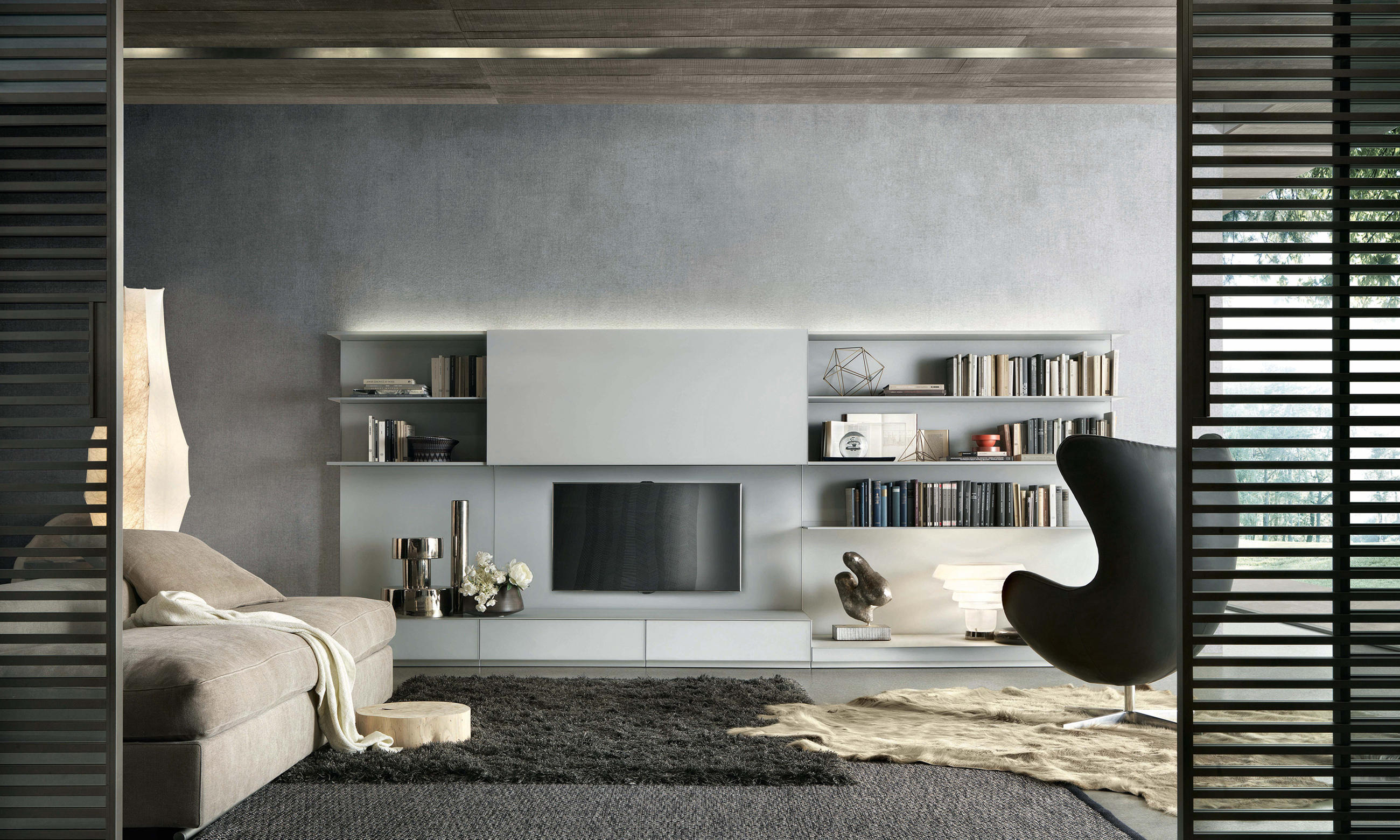 buffet armoire rimadesio moderne annecy