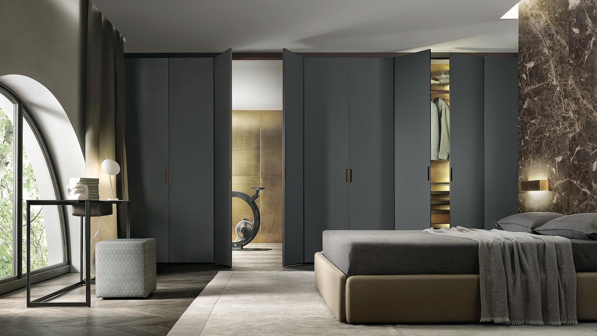 armoire haut de gamme contemporain sur annecy