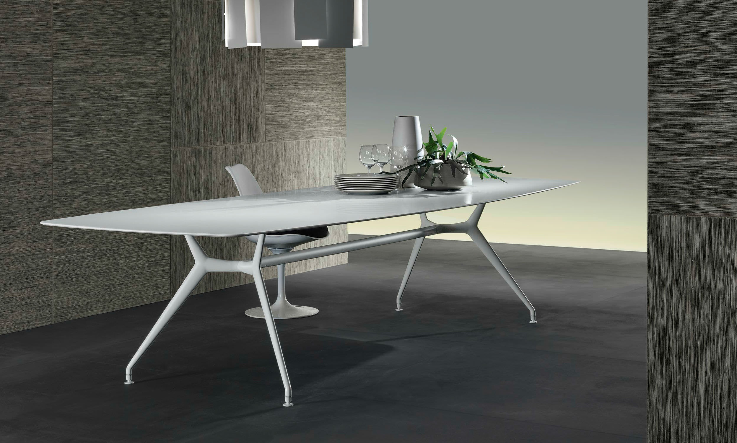 table moderne rimadesio manta sur annecy