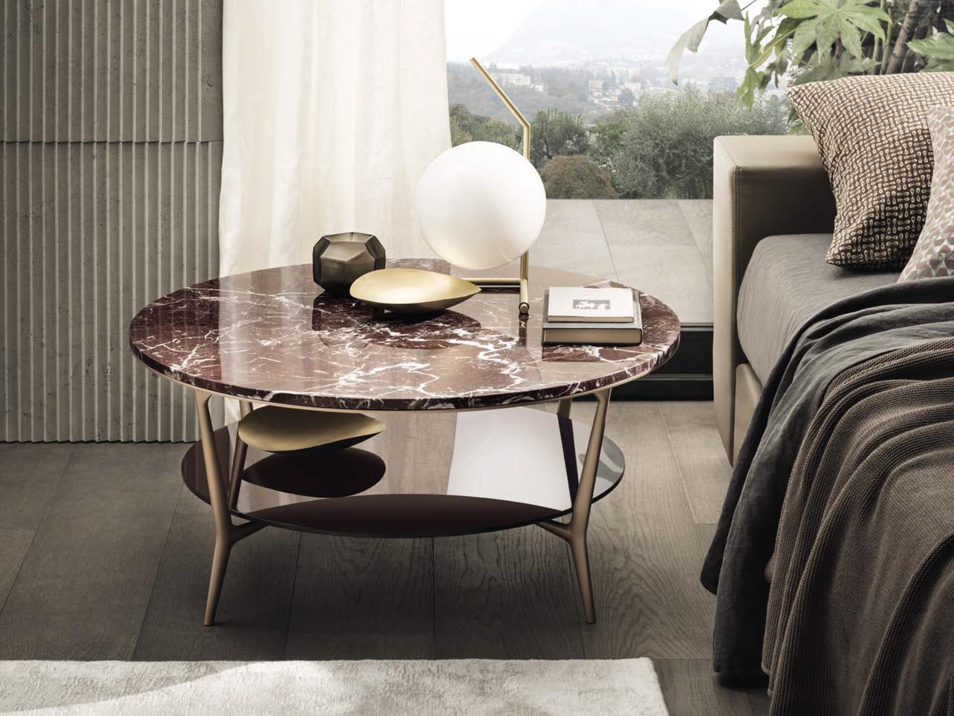 table basse rimadesio planet contemporaine par Intérieur Littoz sur annecy