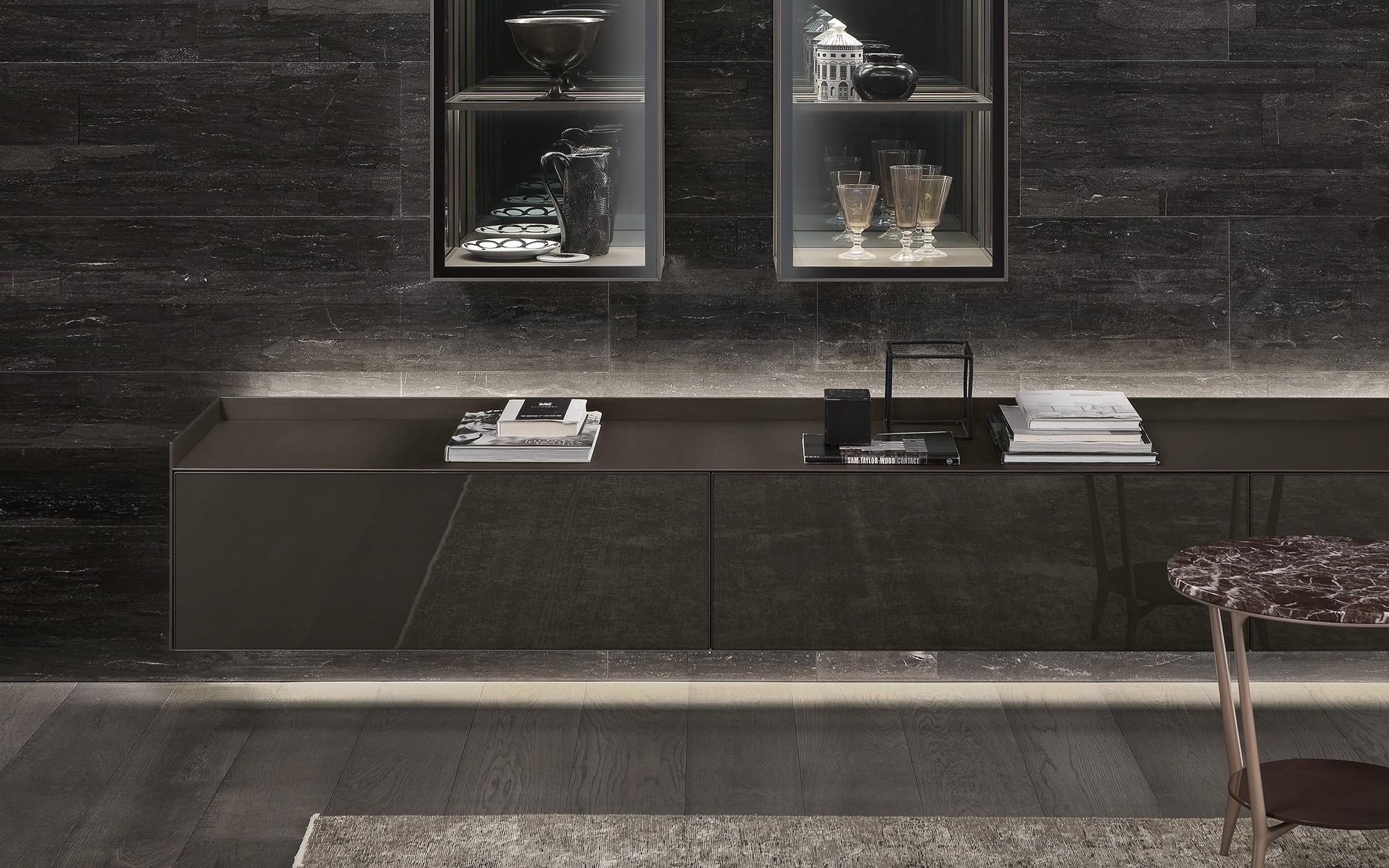 buffet armoire moderne haut de gamme annecy