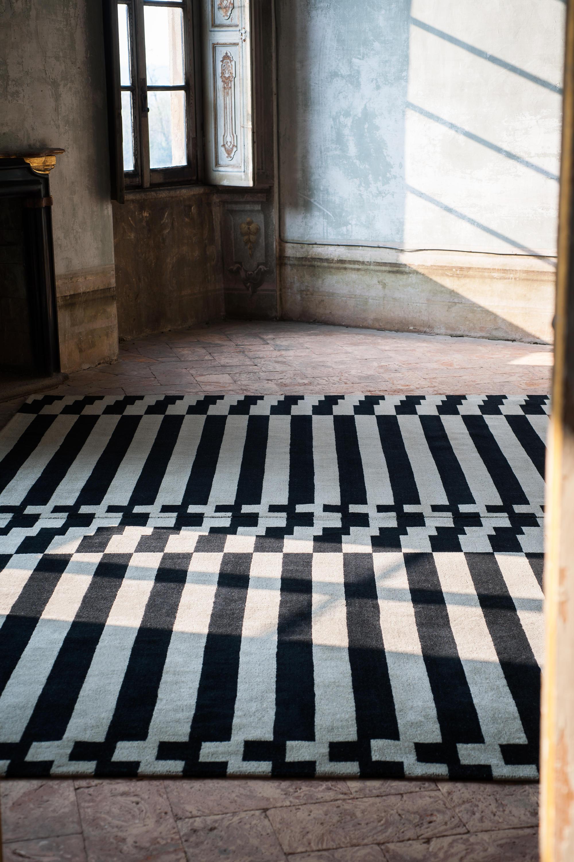 tapis contemporain par Intérieur Littoz sur annecy