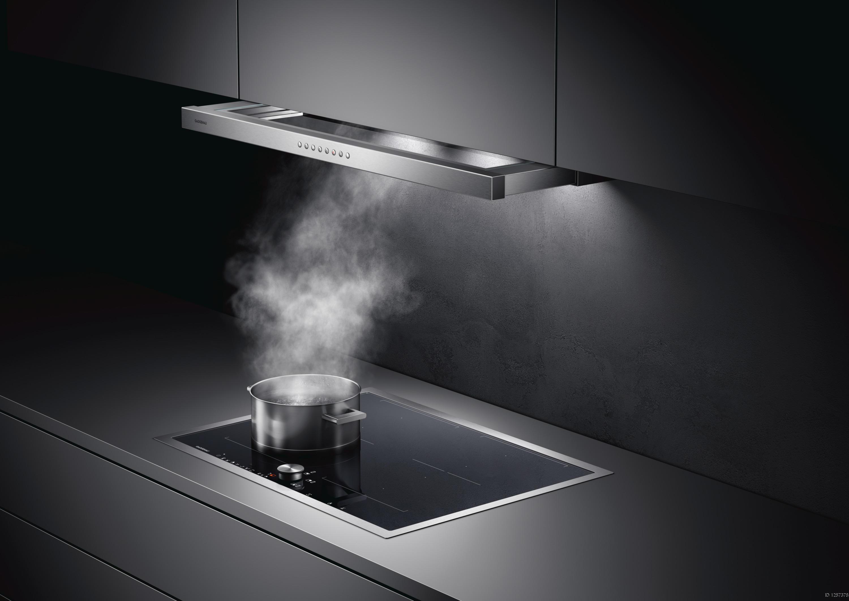 Hotte Gaggenau cuisiniste moderne annecy Interieur Littoz