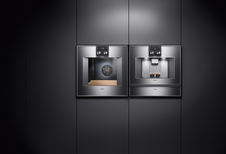 Machine à café intégrée ameublement moderne
