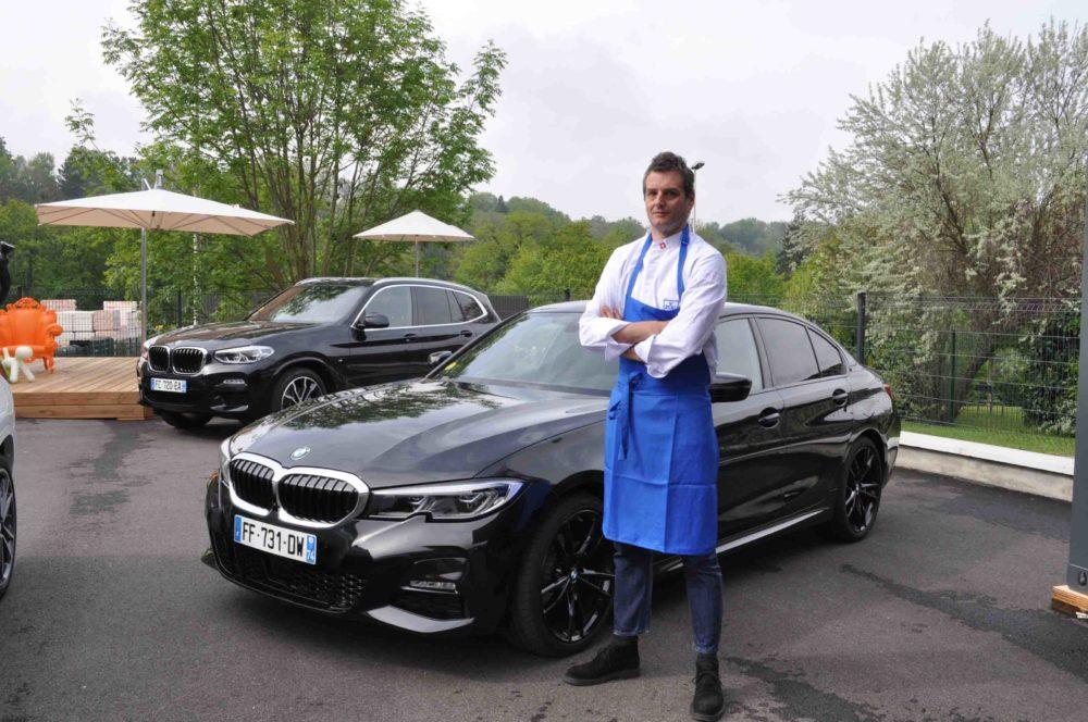 Partenariat Littoz pour l'essai Nouvelle BMW sur Annecy