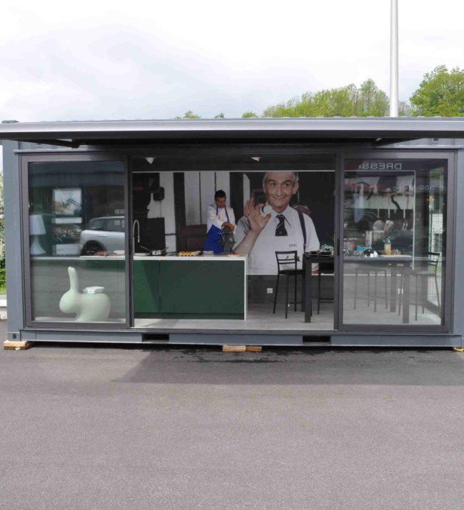 Showroom Littoz Annecy en partenariat V-ZUG