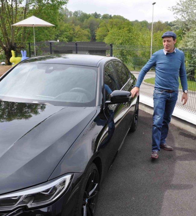 essai de la nouvelle BMW Annecy