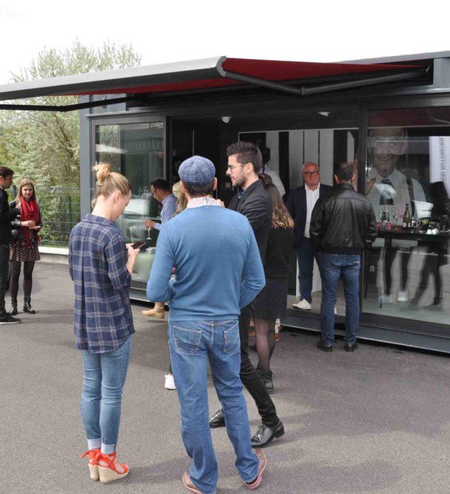 événement Intérieur-Littoz inauguration Showroom Argonay