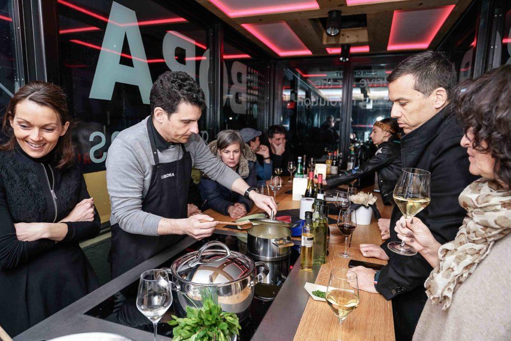 événement cuisiniste autour d'annecy à Argonay