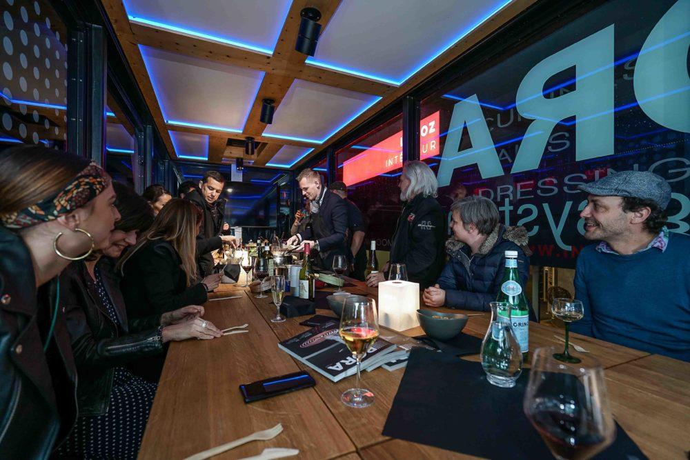 événement démonstration cuisine Annecy