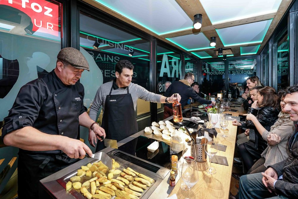 Atelier culinaire Annecy