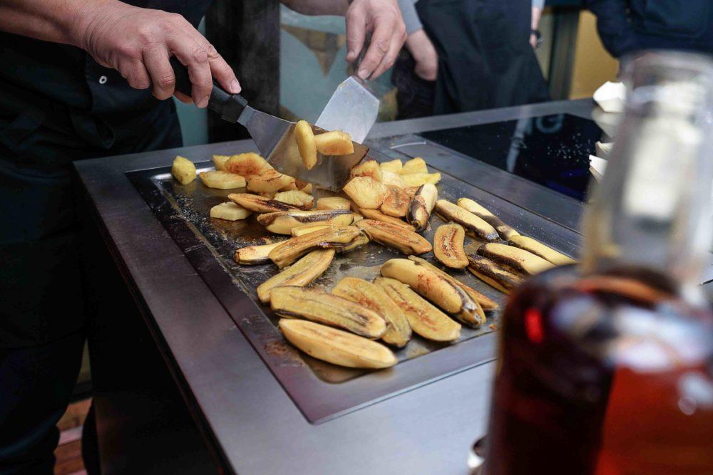 rencontre culinaire avec BORA spécialiste extracteurs table de cuisson