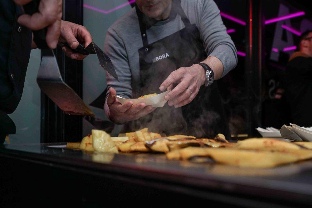 Présentation des extracteurs de table de cuisson BORA
