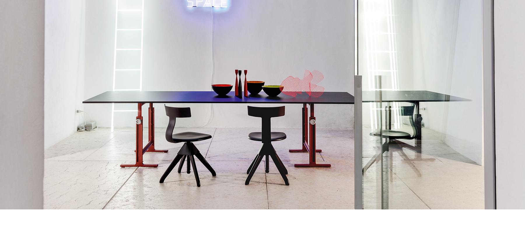 mobilier interieur moderne table et chaises annecy bureau