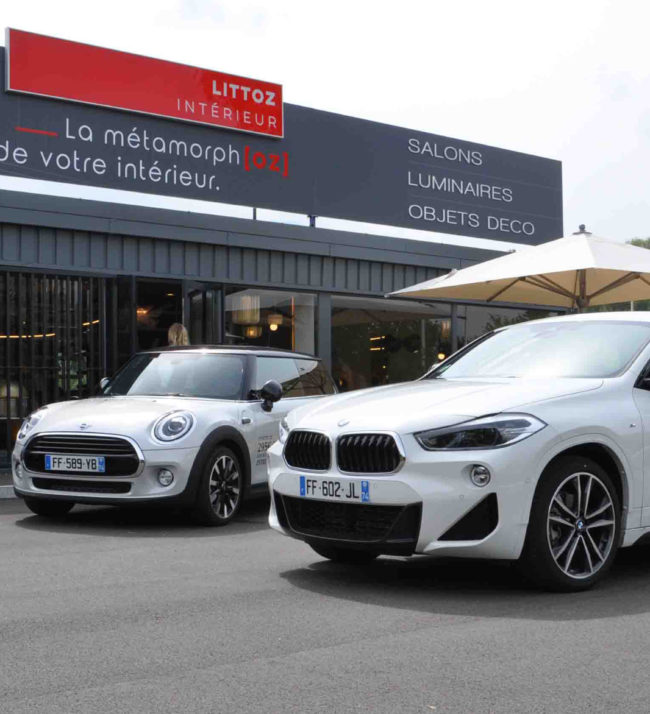 bmw-mini-interieur-littoz-evenement-annecy-aménagement-habitat-showroom-cuisiniste-