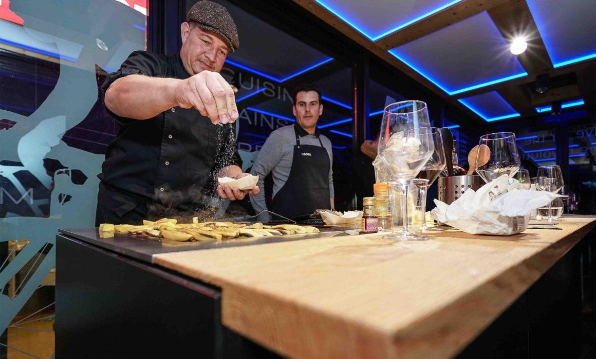 événement sur Argonay partenaire cuisiniste BORA et Intérieur Littoz