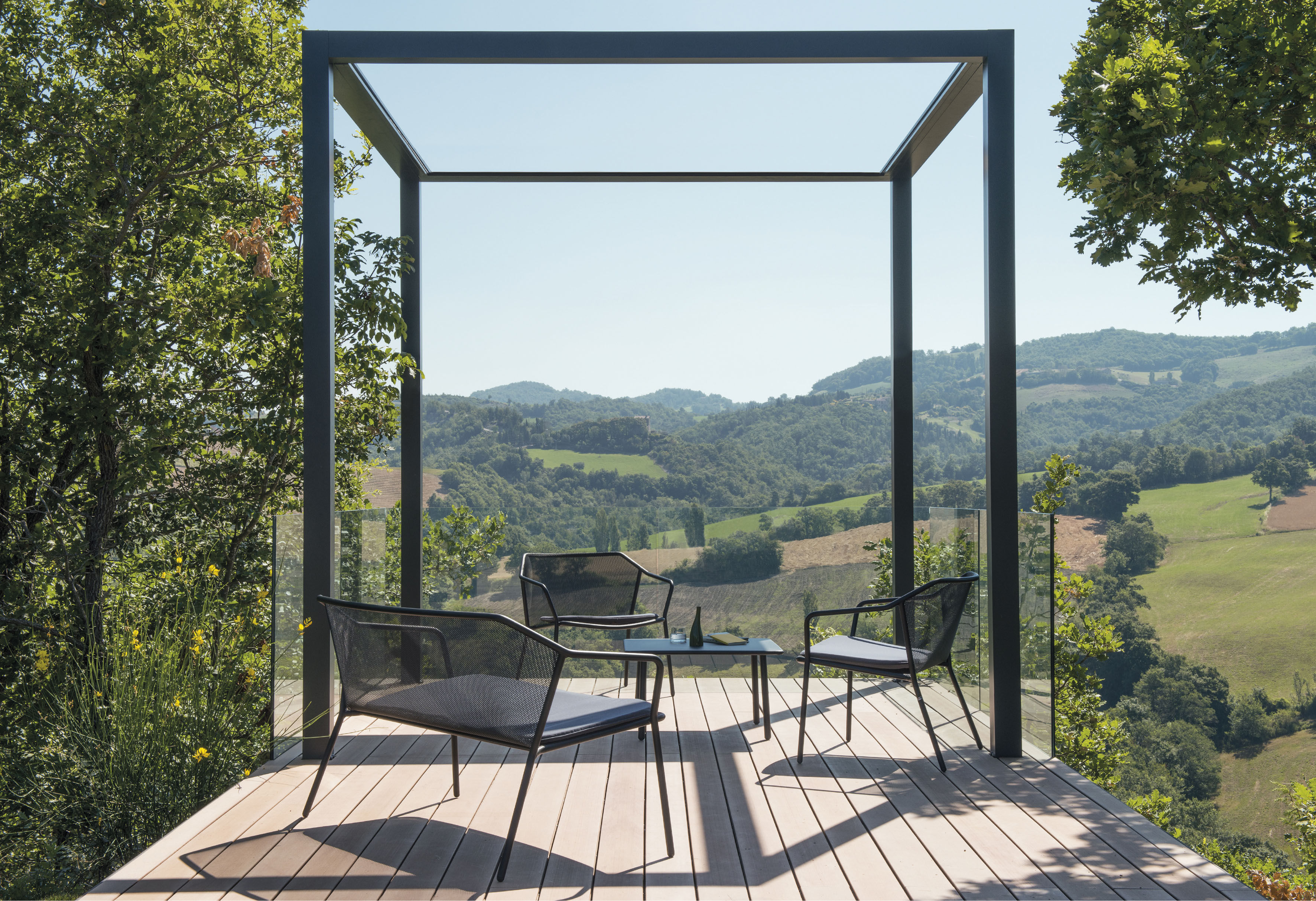 mobilier outdoor sur annecy