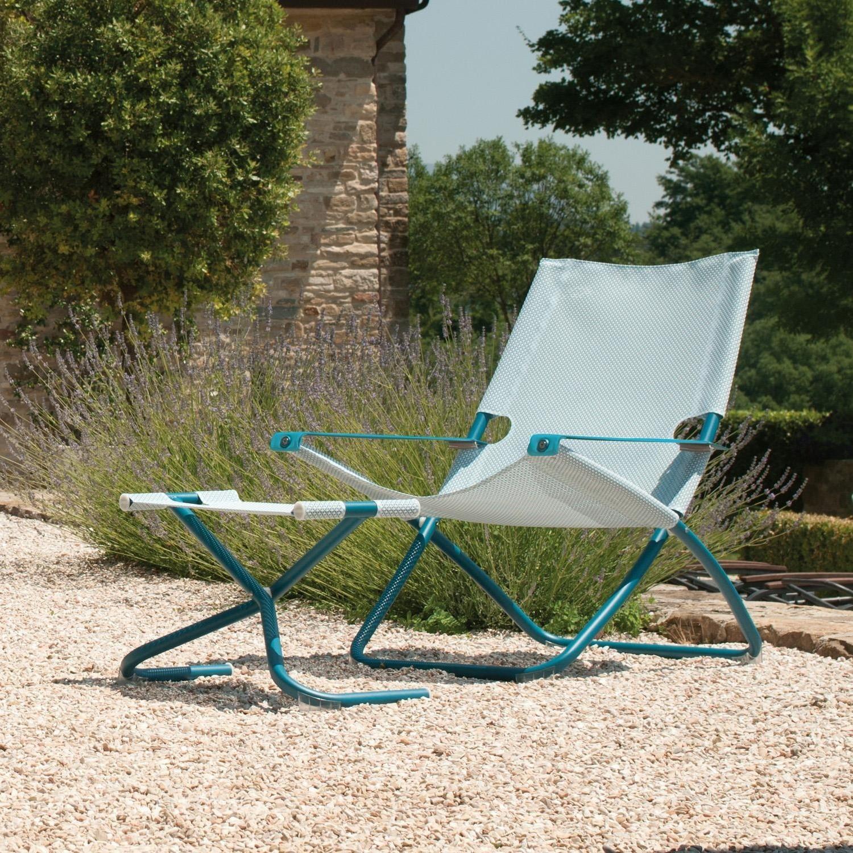 chaise longue exterieur annecy