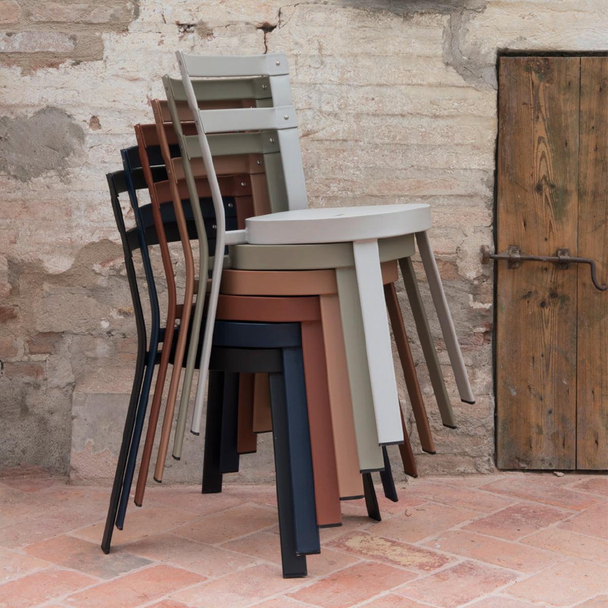 chaises exterieur outdoor sur annecy