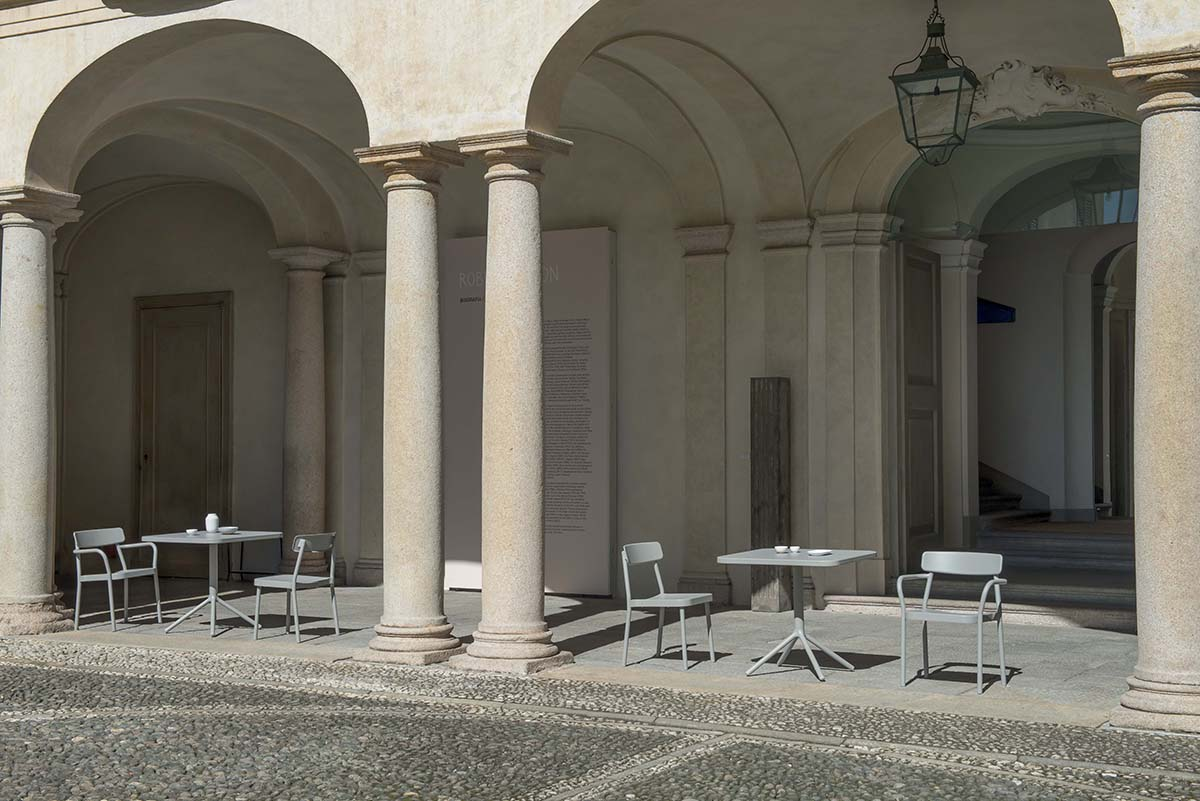 table exterieur mobilier moderne littoz annecy