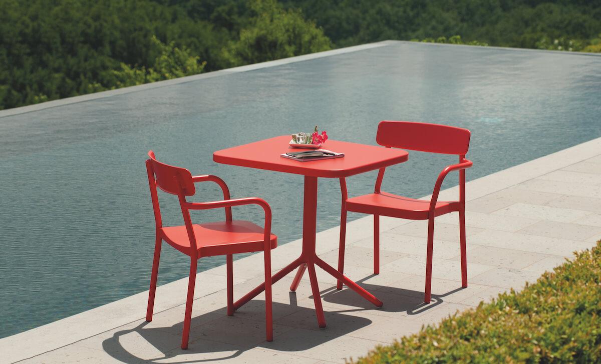 table design exterieur sur annecy